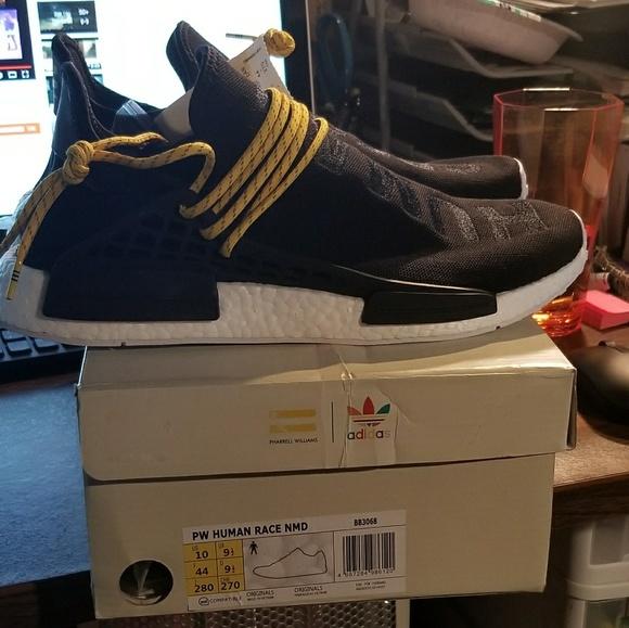 save off 054ff db804 Adidas Pharrell Williams Human Race NMD size 10